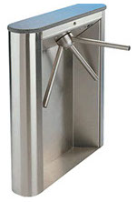 EX Series Tripod, Corporate Series Waist High Turnstiles and ADA Swing Gates