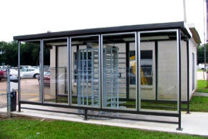 Turnstiles Shelters, Barriers and Fencing